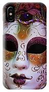 Mask 2 IPhone Case