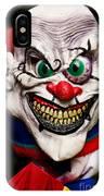 Masks Fright Night 1 IPhone Case
