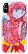 Maslenitsa Dolls 4. Russia IPhone Case