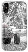 Massey Ferguson Tractor IPhone Case