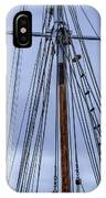 Mast And Rigging Series Number Two IPhone Case