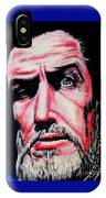 Master Of The Macabre-vincent Price  IPhone Case