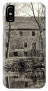 Mather's Grist Mill IPhone Case