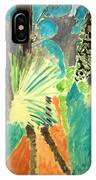 Matisse's Palm Leaf In Tangier IPhone Case