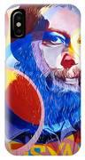 Matisyahu In Circles IPhone Case