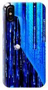 Matrix Neo Keanu Reeves 2 IPhone Case