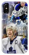 Mats Sundin IPhone Case