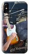 Musician Matt Turk IPhone Case