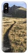 Matterhorn Peak - Colorado IPhone Case