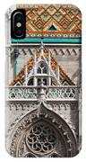 Matthias Church In Budapest IPhone Case