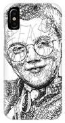Mattie Stepanek IPhone Case