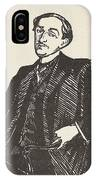 Maurice Barres, Copy By Boris IPhone Case
