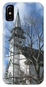 Mauricetown Church  IPhone Case