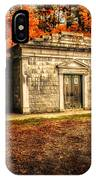 Mausoleum IPhone Case