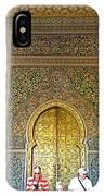 Mausoleum Of Mohammad V V IPhone Case