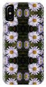 Mauve Beauty Pattern IPhone Case