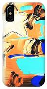 Max Americana In Inverted Colors IPhone Case