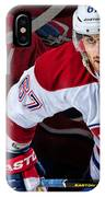 Pacioretty Poster IPhone Case