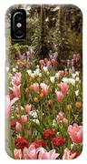 May Tulips IPhone Case