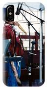 Mayan Music IPhone Case