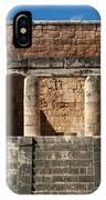 Mayan Palace IPhone Case