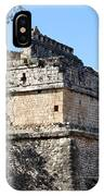 Mayan Ruin At Chichen Itza IPhone Case