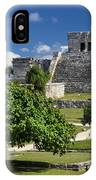Mayan Ruins - Tulum IPhone Case