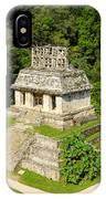 Mayan Temple IPhone Case