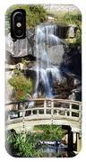Maymont Falls IPhone Case