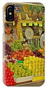 Mazatlan Centro Market-sinaloa IPhone Case