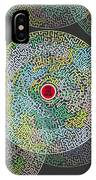 Maze You Cant Get There From Here IPhone Case
