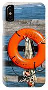 Mbsp Pier IPhone Case