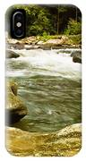 Mcconnells Mills Rocks 4 IPhone Case