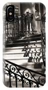 Mccormick Mansion Staircase IPhone Case