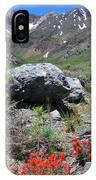 Mcgee Creek Wildflowers IPhone Case
