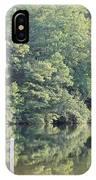 Mckamey Lake Calm Reflections IPhone Case