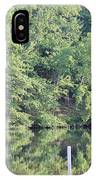 Mckamey Lake Serenity IPhone Case