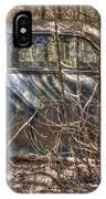 Mcleans Auto Wrecker -13 IPhone Case