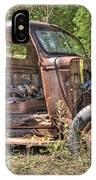 Mcleans Auto Wrecker - 6 IPhone Case