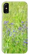 Meadow Lupine IPhone Case