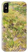 Meadow With Butterflies IPhone Case