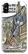 Medical Teaching, 1487 IPhone Case