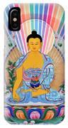 Medicine Buddha 1 IPhone Case