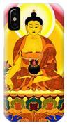 Medicine Buddha 10 IPhone Case