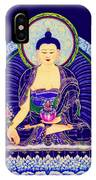Medicine Buddha 6 IPhone Case