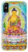 Medicine Buddha 7 IPhone Case