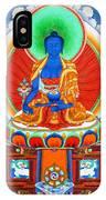 Medicine Buddha 9 IPhone Case