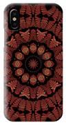 Medicine Wheel Dragonspur K12-5 IPhone Case