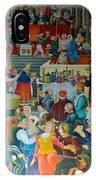 Medieval Banquet IPhone Case