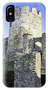 Medieval Conwy IPhone Case
